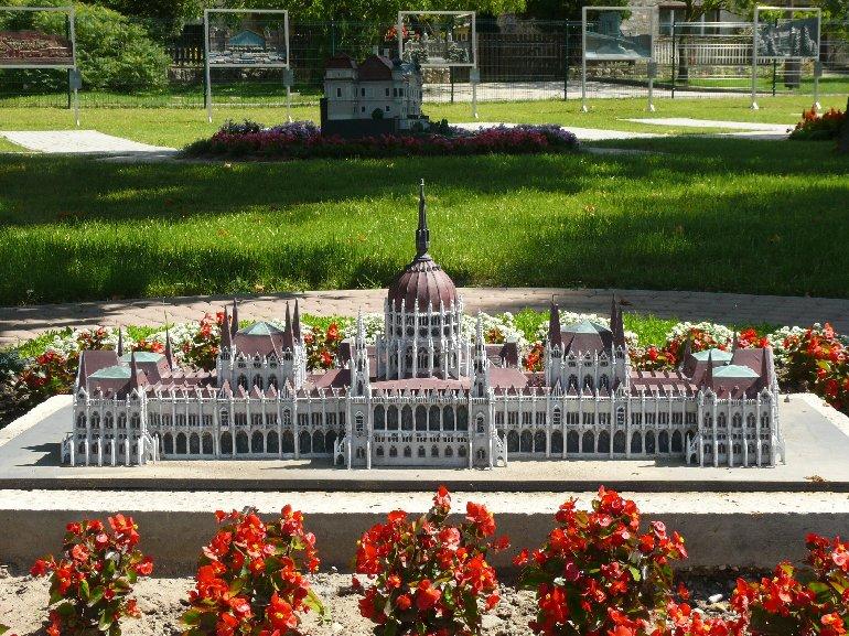 Mini Magyarország Makett Park